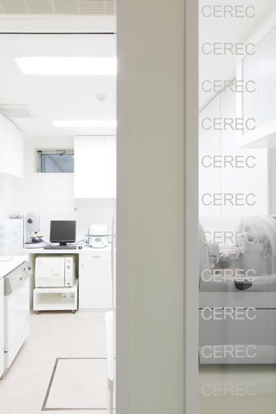 CEREC技工室